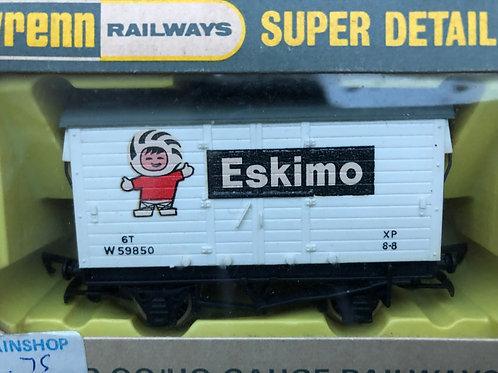 W4320P REFRIGERATOR VAN ESKIMO FOODS - PERIOD 3