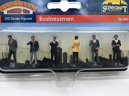 36-040 BUSINESSMEN