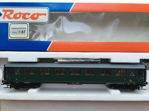 ROCO 44708 1ST CLASS PASSENGER COACH F.S. 10.096
