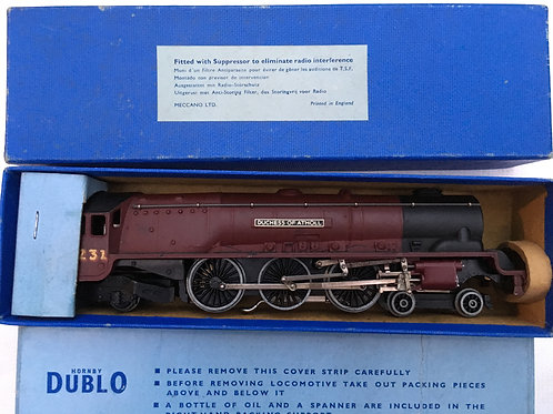 EDL2 DUCHESS OF ATHOLL BOXED (WITH PACKAGING)