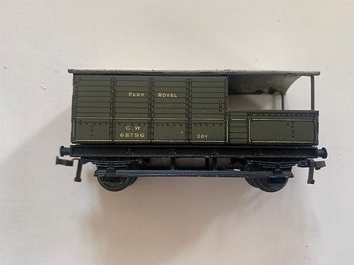 32047 D1 GOODS BRAKE VAN G.W.  68796 PARK ROYAL