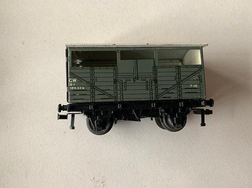 32020 GWR D1 CATTLE TRUCK 106324