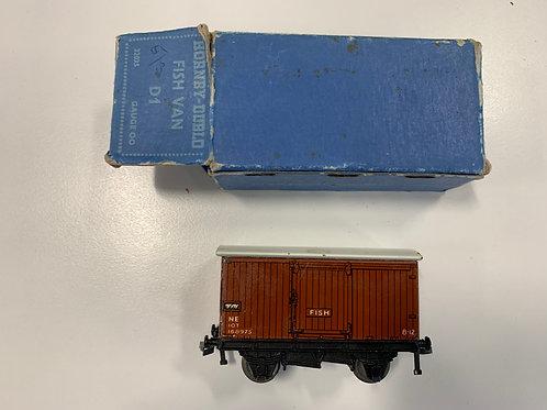 32035 NE FISH VAN D1 10/1951 BOXED