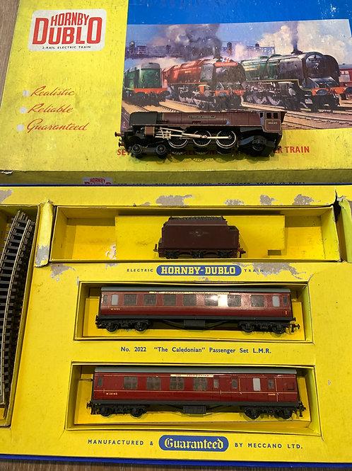 2022 THE CALEDONIAN PASSENGER TRAIN SET