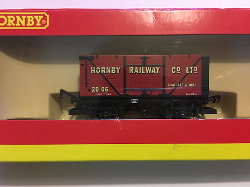 R.6323 END TIPPING WAGON HORNBY 2006