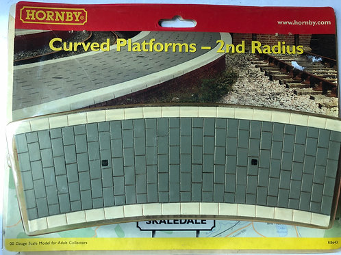 R.8643 SKALEDALE - CURVED PLATFORMS 2ND RADIUS