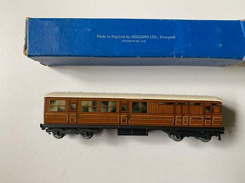 DR362 32011 LNER TEAK BRAKE / 3RD 45402 BOXED 9/1950