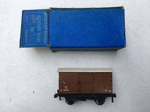 DR375 D1 GOODS VAN NE 6/1950