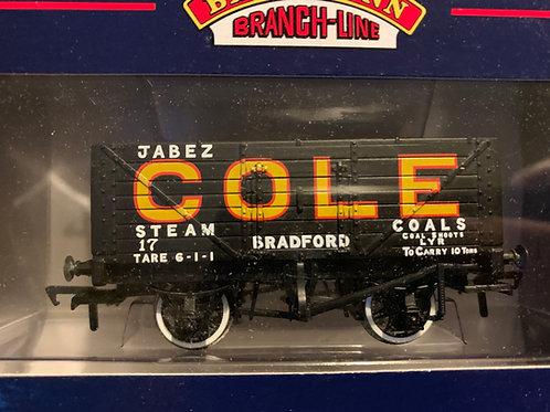 37-101Z 7 PLANK WAGON FIXED END - COLE BRADFORD