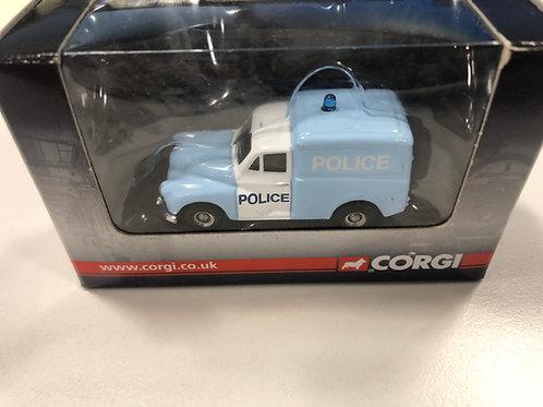 CORGI - VINTAGE POLICE VAN