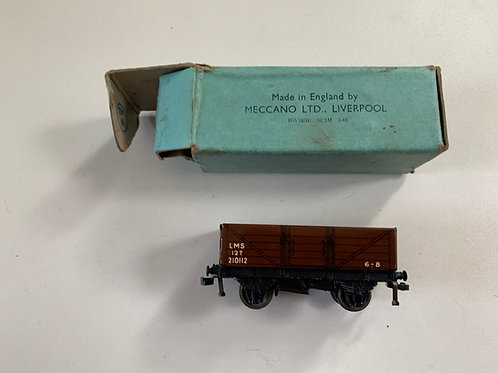 32075 OPEN WAGON D1 (LMS) BOXED 3/1948