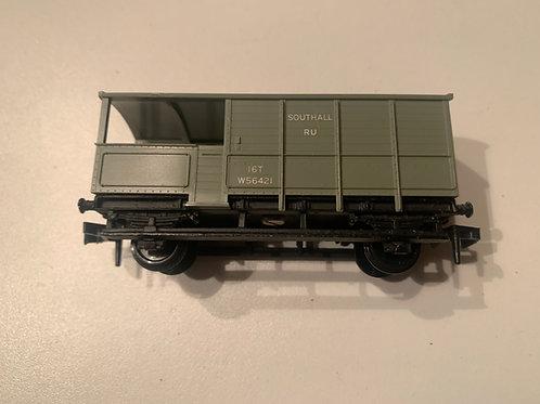 4312 GOODS BRAKE VAN SOUTHALL W56421 (plastic couplings) UNBOXED - BOXED