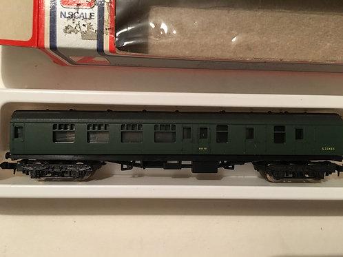 320353 SR GREEN GUARD/BRAKE COACH S33465