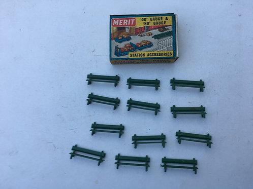 MERIT 5061 PLATFORM SEATS (12)