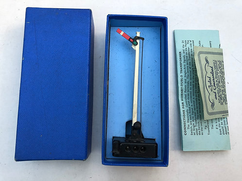32135 ED1 ELECTRIC SINGLE ARM SIGNAL HOME BOXED