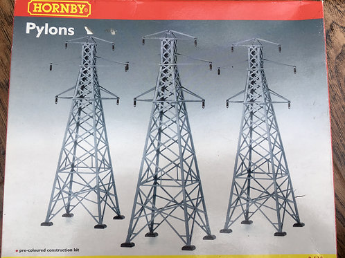 R.530 PYLONS (3) - CONSTRUCTION KIT