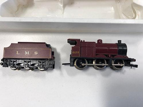 259 LMS MAROON CLASS 4F LOCOMOTIVE 4683 & TENDER
