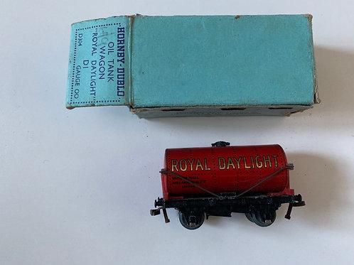 D304 ROYAL DAYLIGHT OIL TANK WAGON - BOXED 3/1939