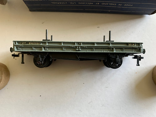 32052 21T BOGIE BOLSTER WAGON BOXED - 2 or 3 RAIL