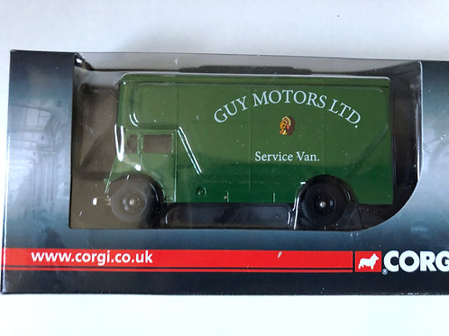 DG146017 GUY PANTECHNICON - GUY MOTORS LTD