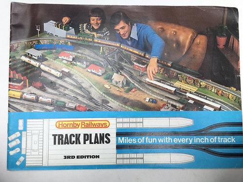 HORNBY RAILWAYS - TRACK PLANS 3RD EDITION