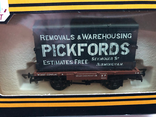 B118 - CONFLAT W36507 PICKFORDS CONTAINER - BIRMINGHAM