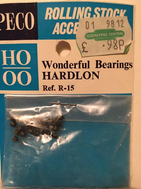 R-15 WONDERFUL BEARINGS HARDLON