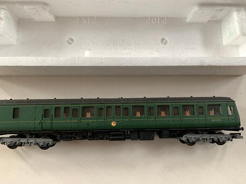 205139 BR GREEN CLASS 117/2 DIESEL DUMMY CAR W51340