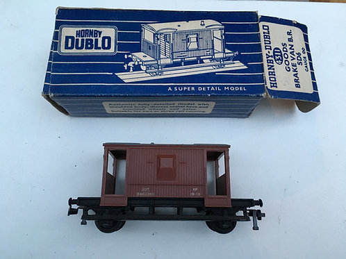 4311 SD6 GOODS BRAKE VAN B.R. BLUE BOX B950350