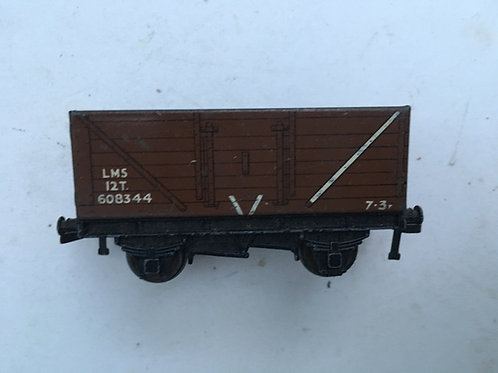 32055 D2 HIGH SIDED WAGON (L.M.S.)