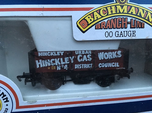 33-050 5 PLANK WAGON HINCKLEY gas works