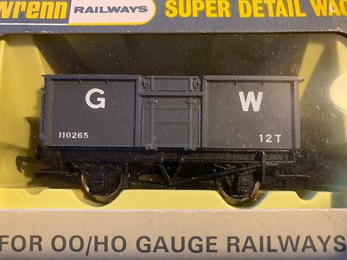 W5029.L STEEL WAGON G.W. WITH LOAD - PERIOD 3