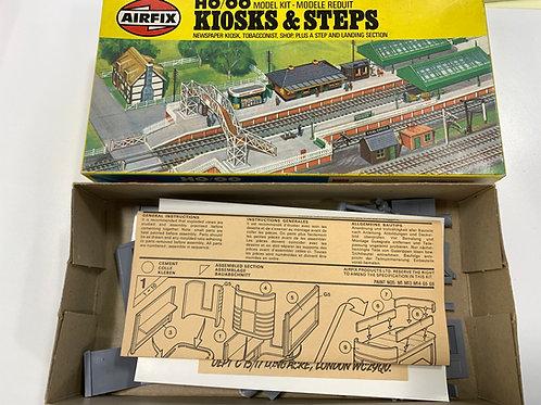 03602-9 KIOSKS & STEPS