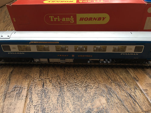 R.426 PULLMAN PARLOUR CAR TYPE 6 BLUE WITH SEATS