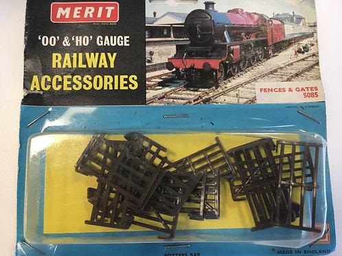 MERIT 5085 FENCES & GATES