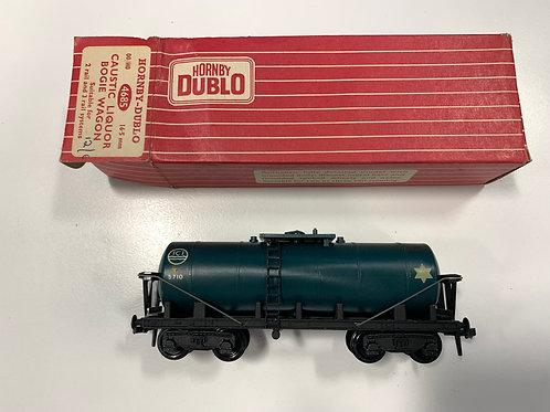 4685 CAUSTIC BOGIE LIQUOR WAGON (plastic couplings) - BOXED