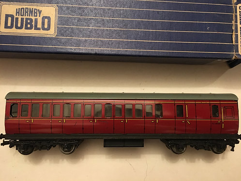 32093 B.R. MAROON BRAKE 3RD - BOXED