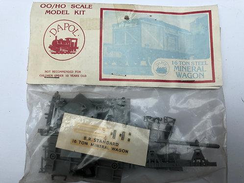 DAPOL - 16 TON STEEL MINERAL WAGON