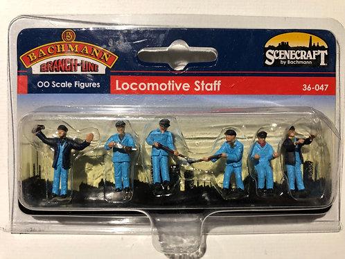 36-047 LOCOMOTIVE STAFF