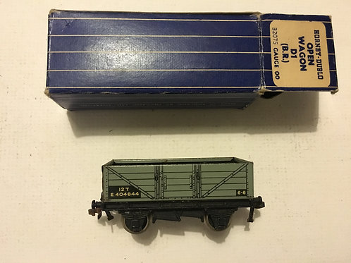 32075 OPEN WAGON D1 (BR) BOXED