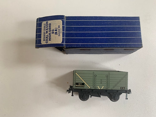 32030 12T COAL WAGON HIGH SIDED - BOXED
