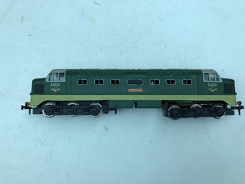 2234 CREPELLO DELTIC DIESEL ELECTRIC LOCOMOTIVE D9012