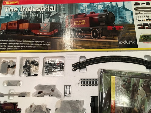 R.1088 THE INDUSTRIAL TRAIN SET