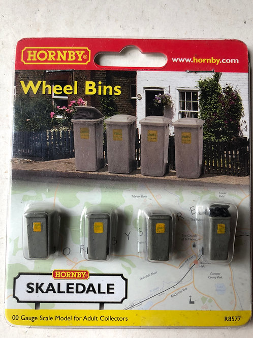 R.8577 SKALEDALE - WHEEL BINS