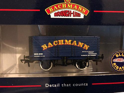 37-078 7 PLANK END DOOR WAGON 'BACHMANN'