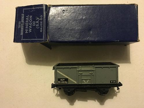 32056 D2 MINERAL WAGON B.R. 6/1953