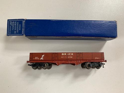 32050 D1 HIGH CAPACITY BRICK WAGON RED BOXED