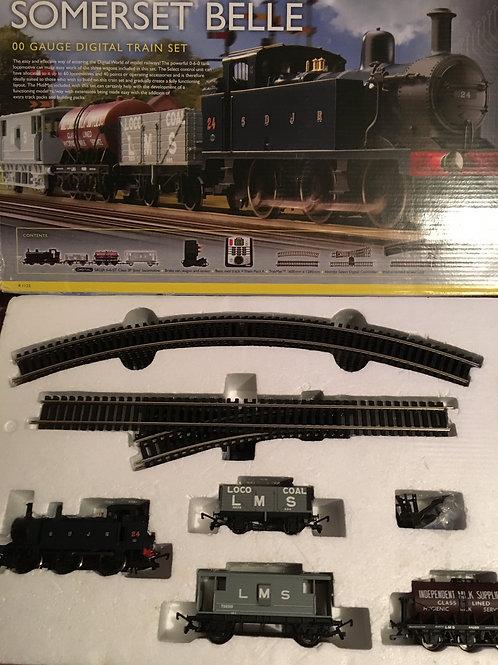 R.1125 SOMERSET BELLE DIGITAL TRAIN SET