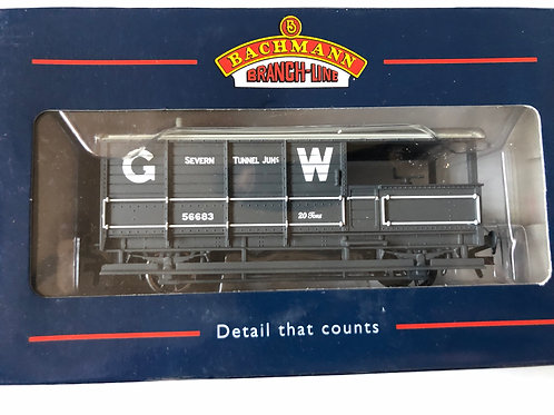33-300B 20 TON TOAD BRAKE VAN GWR GREY
