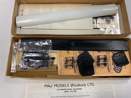 MAJ MODELS - GWR 70' FIRST/THIRD COMPOSITE DIA. E109